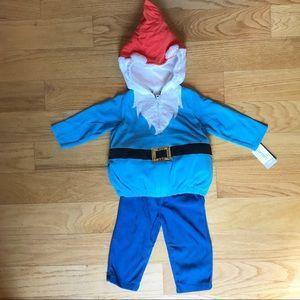 NWT 12mo Carter's gnome Halloween costume